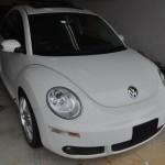 VW ニュービートル シートリペア