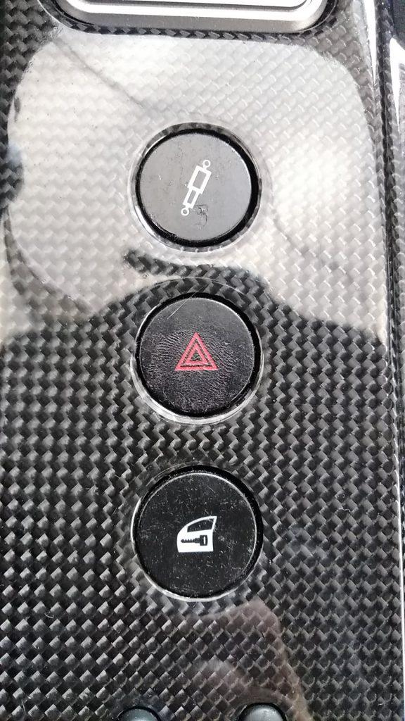 フェラーリ F430 スイッチのベタツキ補修