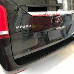 メルセデスベンツ V220d ドアトリムの擦り傷補修