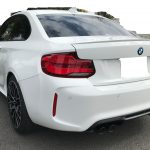 BMW M2 ドアトリムの小傷補修
