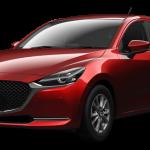マツダ Mazda2 レザーシートのシミ補修