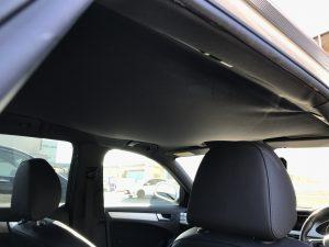 アウディ A4アヴァント Audi A4 ルーフライニング(天井生地)張替